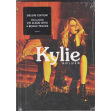 Kylie / Golden / Cd / 4 Bonus Tracks / Libro / Año 2018/ Eu.