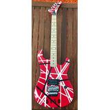 Guitarra Evh Kramer 5150 Frankenstrat (replica)