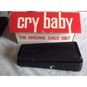 Pedal Dunlop Gcb95 Cry Baby Wa Wa