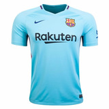 Camisa Nike Barcelona Away 18 Original Lançamento E.sports