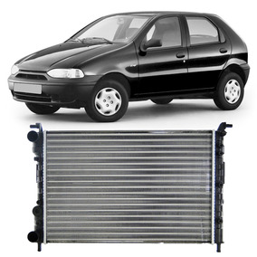 Radiador Fiat Palio 1.0 1.3 1999 2000 2001 2002 2003 Manual