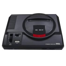 Mega Drive Tectoy + 1 Controle Adicional
