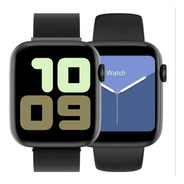 Reloj Smart Watch Mistral Smt-g75-01 -  Viene Con 2 Mallas