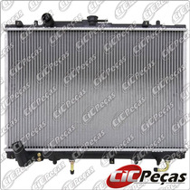 Radiador Água Pajero Sport 3.5 V6 24v Flex 4x4 (06/11)