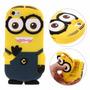 Funda 3d Minion Para Iphone 4/4s, 5/5s, 6/6s Y 6/6s Plus