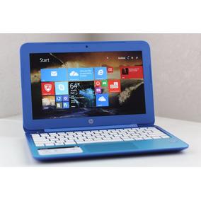 Notebook Hp Mini 11 4ram 32gb Win10+est+mouse 1año Gar.