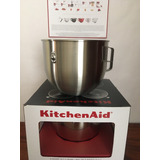 Kitchenaid Bowl De Acero Para Batidora Heavy Duty De 4.8 Lts