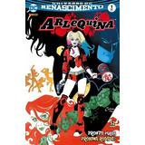 Arlequina Renascimento 1 A 11 Panini Comics Novas Lacradas