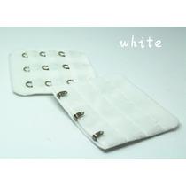 Strap Extensor De Sutian Triplo Branco Costas Largas