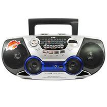 Som Radio Mini Micro System Bak Japan Usb Sd 2000w Top