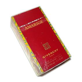 Perfume Givenchy Amarige 3,3 Oz / 100 Ml 100% Original
