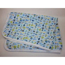 Cobijas Para Bebe Mantas Tela De Algodón Carters