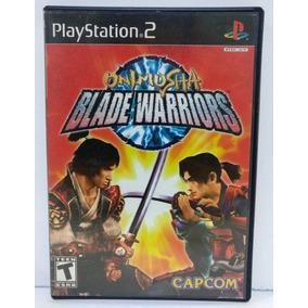 Onimusha Blade Warriors Ps2 Completo Retromex Tcvg