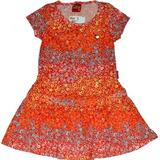 Lindo Vestido Porção De Flores - Kyly-