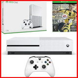 Xbox One 1000gb + Watch Dogs 2 + Fifa 17 + 2 Controles