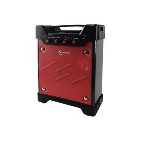 Caixa Amplificadora Lenoxx Ca302 40w Fm Mp3 Usb Sd