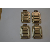 Ferragens Para Case - Kit Com 4 Fechos - Oferta !