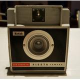 Camara De Fotos Kodak Brownie Fiesta