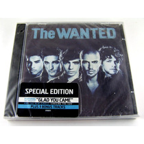 The Wanted The Ep Special Edition Cd Nuevo Bonus T. Ed 2012