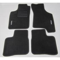 Tapete Carpete Super Luxo Personalizado Chevrolet Agile