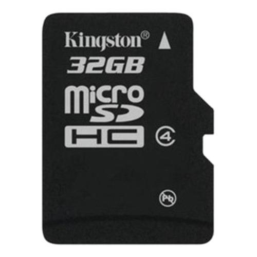 Cartão de memória Kingston SDC4 com adaptador SD 32GB