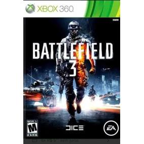 Battlefield 3 Midia Digital Xbox 360 Em Roraima