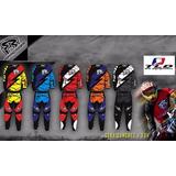 Conjunto Motocross Atv Bmx Rpm No Fox-radikal Tldmotos