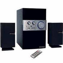 Caixa De Som 50w Rms Maxprint - Rádio Fm C/ Garantia E Nf