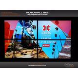 Videowall Samsung Lfd Uxn3 4 Monitores De 40