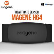 Banda Monitor Ritmo Cardiaco Bluetooth Ant+ Magene H64