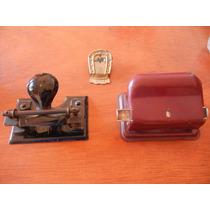 2.- Antiguas Perforadoras, 1 Clipt, Alemán, Austria E Ingles