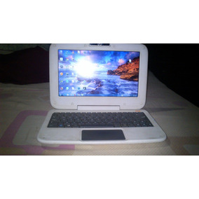 Mini Laptop C-a-n-a-i-m-a Síragon Mg101a4 Letas Rojas