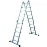 Escalera Articulada 5,7 Aluminio Multifuncion 4x5 Almagro