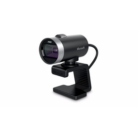 Web Cam Microsoft Hd Alta Definicion 720p Modelo 6ch-00001