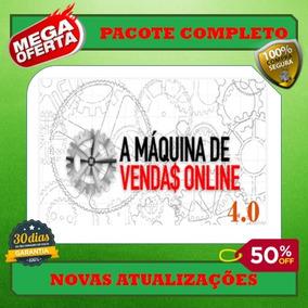 Máquina De Vendas Online 4.0- Tiago Basto- Curso Completo