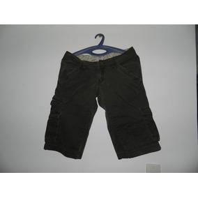 Bermuda Short Para Dama Talla 28 Pull And Bear (talla M). Bs. 4.000 4ade69ee272