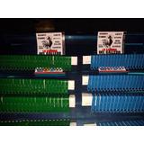 Placas Numeradas Para Gallos De Combate Personalizadas X 100
