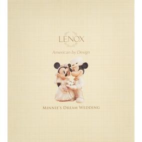 Minnie Figura De Novios Porcelana Mimi Y Mickey Mouse Meses