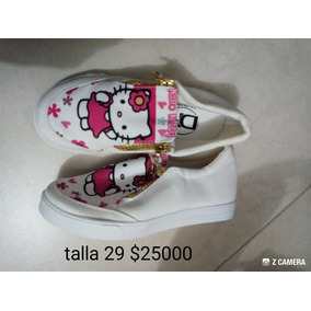 Mocasines Hello Kitty