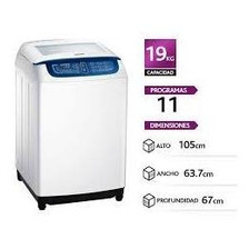 Lavadora Samsung 19kg Inverter Garantia Local Samsung 10años
