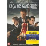 Dvd Filme - Caça Aos Gângsteres (dublado/legendado/lacrado)