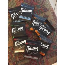 Cuerdas Gibson Guitarra Eléctrica Elixir