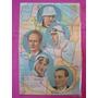 Poster Original El Grafico Automovilismo Blanco Riganti