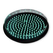 Lampara Led Para Semaforo Vial De 300mm Vehicular Colorverde
