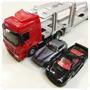 Camion Transporte Mosquito +2 Autos Metalicos 3934 1:50 Siku