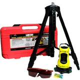 Nivel A Laser Giratório C/ Tripé Profissional Lee Tools 0531