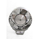 Ventilador Climatizador 50cm Umidificador De Parede A Água!