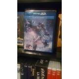 Titanes Del Pacífico / Pacific Rim Blu-ray 3d 2d 3 Discos