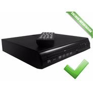 Reproductor Dvd Sd Usb Avi Mpeg 2.1 Control Remoto Garantia