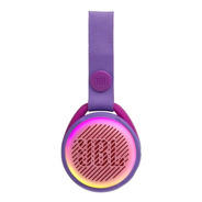 Caixa De Som Bluetooth  Jbl Jr Pop Kids Roxo Nota Fiscal